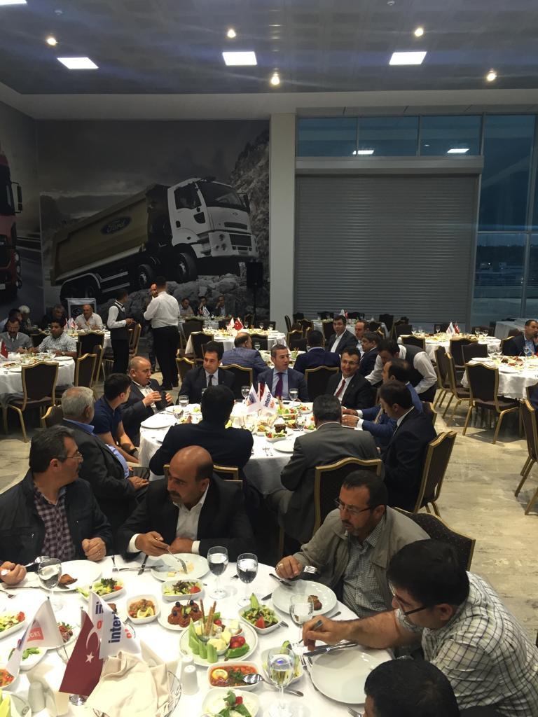 26 Nisan 2016 Gaziantep Nakliyeciler Yemeği
